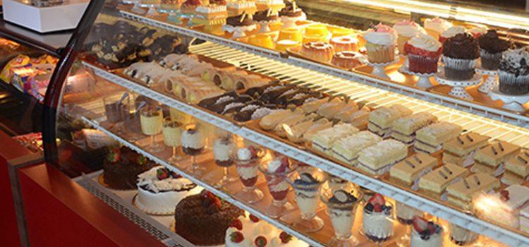Amor em Pedacos Bakery